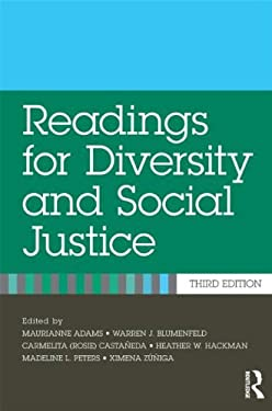 Readings for Diversity and Social Justice - 3rd Edition