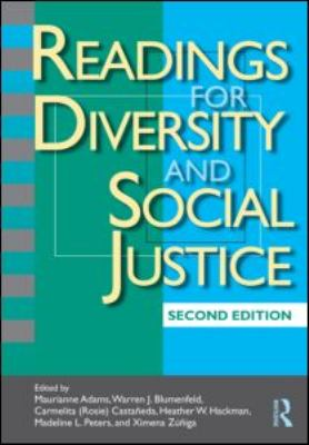 Readings for Diversity and Social Justice 9780415991407