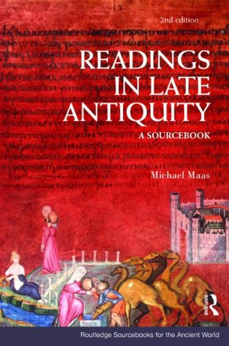 Readings in Late Antiquity: A Sourcebook 9780415473378