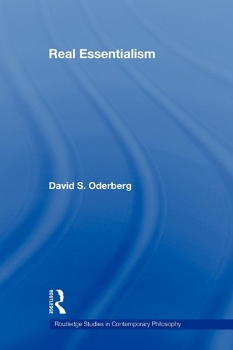 Real Essentialism 9780415872126