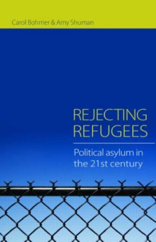 Rejecting Refugees 9780415773768