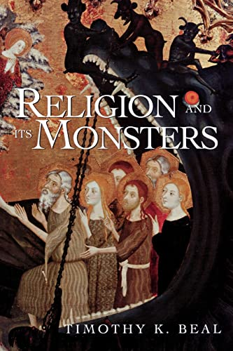 Religion and Its Monsters 9780415925884