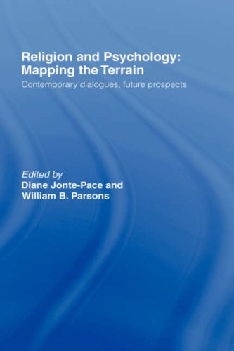Religion and Psychology: Mapping the Terrain 9780415206174