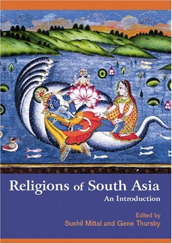 Religions of South Asia: An Introduction 9780415223911