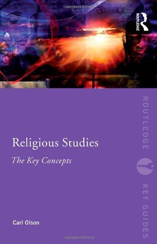 Religious Studies: The Key Concepts 9780415487221