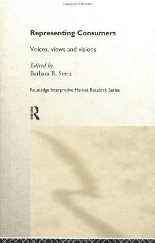 Representing Consumers: Voices, Views and Visions 9780415184137