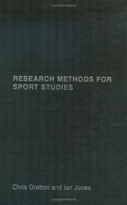 Research Methods for Sports Studies 9780415268776
