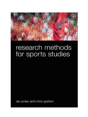 Research Methods for Sports Studies 9780415268783