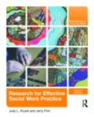 Research for Effective Social Work Practice 9780415805063