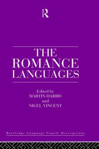 Romance Languages - 2nd Edition