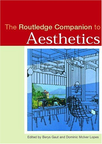 Routledge Companion to Aesthetics 9780415290227