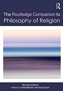 Routledge Companion to Philosophy of Religion 9780415782951