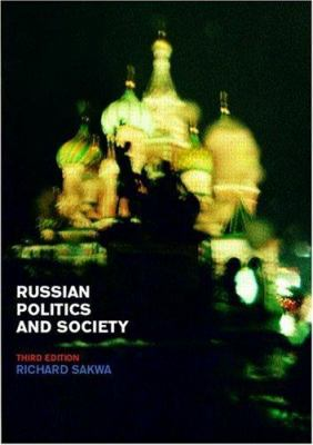 Russian Politics and Society 9780415227537