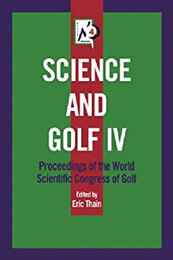 Science and Golf IV 9780415283021
