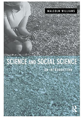 Science and Social Science: An Introduction 9780415194853