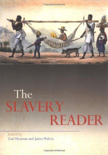 Slavery Reader 9780415213042