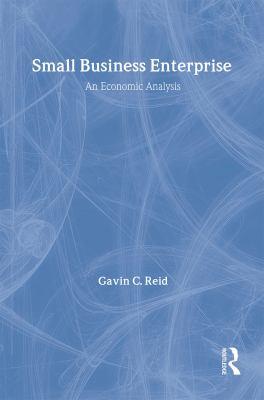 Small Business Enterprise: An Economic Analysis 9780415132077