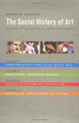 Social History of Art, Boxed Set 9780415213868