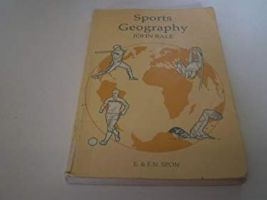 Sports Geography 9780419143901