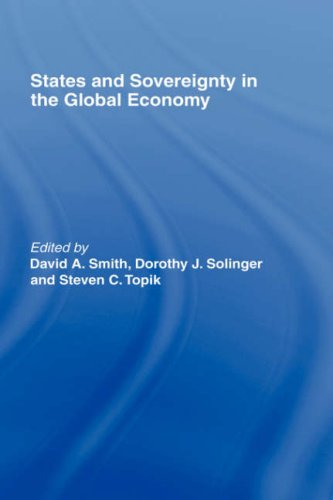 impact globalization sovereignty and autonomy nation state Globalization and internationalization: impact upon the globalization and its impact on the nation state has globalization diminishes the autonomy and.