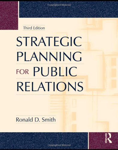 Strategic Planning for Public Relations 9780415994224