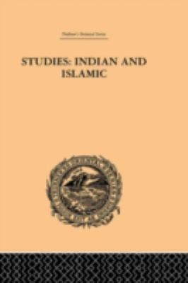 Studies, Indian and Islamic