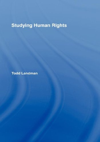 Studying Human Rights 9780415326049