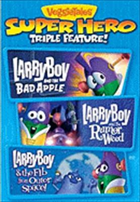 Super Hero Triple Feature