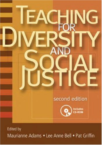 Teaching for Diversity and Social Justice [With CDROM] 9780415952002