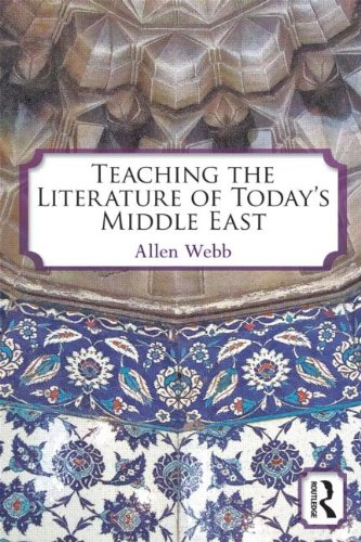 Teaching the Literature of Today's Middle East 9780415874380