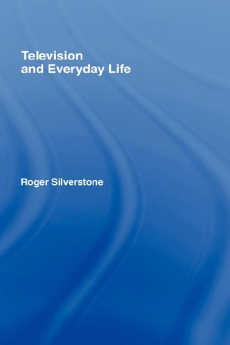 Television and Everyday Life 9780415016469