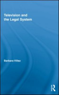 Television and the Legal System 9780415994880