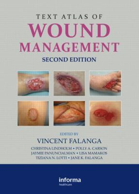 Text Atlas of Wound Management 9780415468657