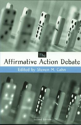 The Affirmative Action Debates 9780415938679