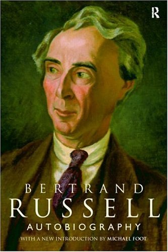 The Autobiography of Bertrand Russell 9780415228626