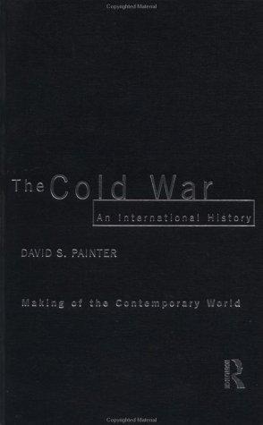Cold War: An International History 9780415194464