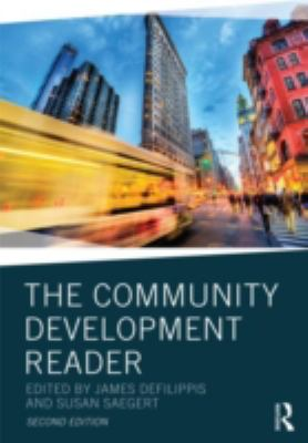 The Community Development Reader 9780415507769
