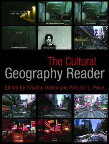 The Cultural Geography Reader 9780415418744