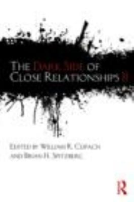 The Dark Side of Close Relationships II 9780415804585