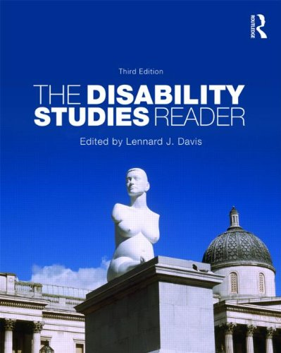 The Disability Studies Reader 9780415873765
