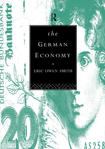 The German Economy 9780415062893