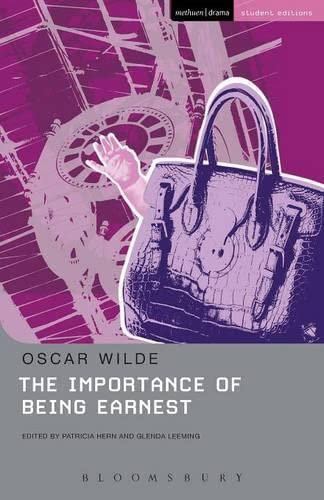 The Importance of Being Earnest: A Trivial Play for Serious People 9780413396303