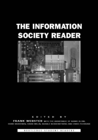 The Information Society Reader 9780415319287