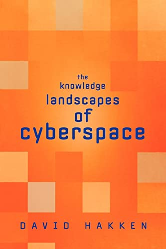 The Knowledge Landscapes of Cyberspace 9780415945097