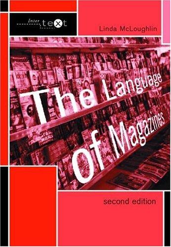 The Language of Magazines 9780415214247