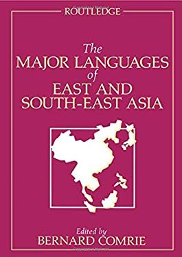 Major Languages of East and South-East Asia