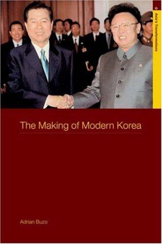 The Making of Modern Korea 9780415237499