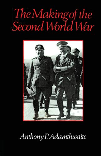 The Making of the Second World War - 2nd Edition