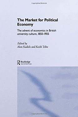 The Market for Political Economy 9780415038744