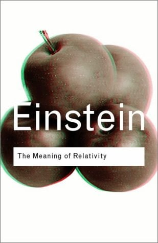 The Meaning of Relativity 9780415285889